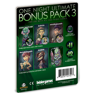 One Night Bonus Pack 3