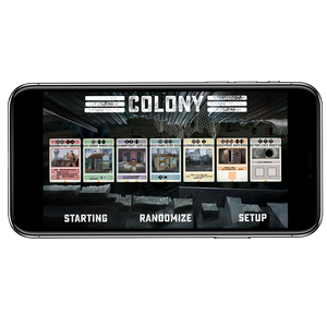 Colony Setup App