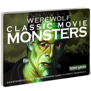 Ultimate Werewolf: Classic Movie Monsters Expansion