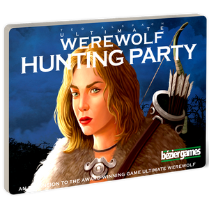 Ultimate Werewolf: Hunting Party Expansion