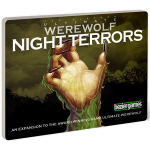 Ultimate Werewolf: Night Terrors Expansion