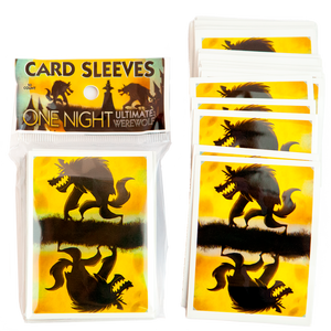One Night/Werewords Card Sleeves
