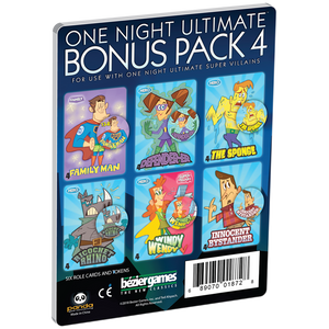 One Night Bonus Pack 4