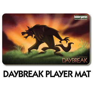 One Night Ultimate Werewolf Daybreak Player Mat