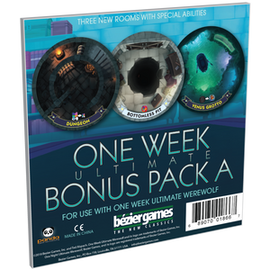 One Week Ultimate Werewolf Bonus Pack A
