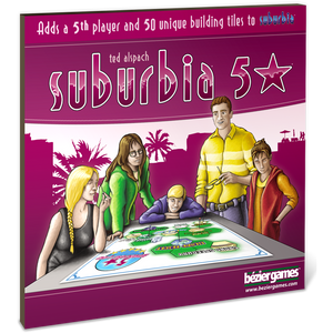 Suburbia: Suburbia 5 Star Expansion