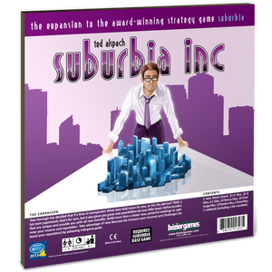 Suburbia: Suburbia Inc. Expansion