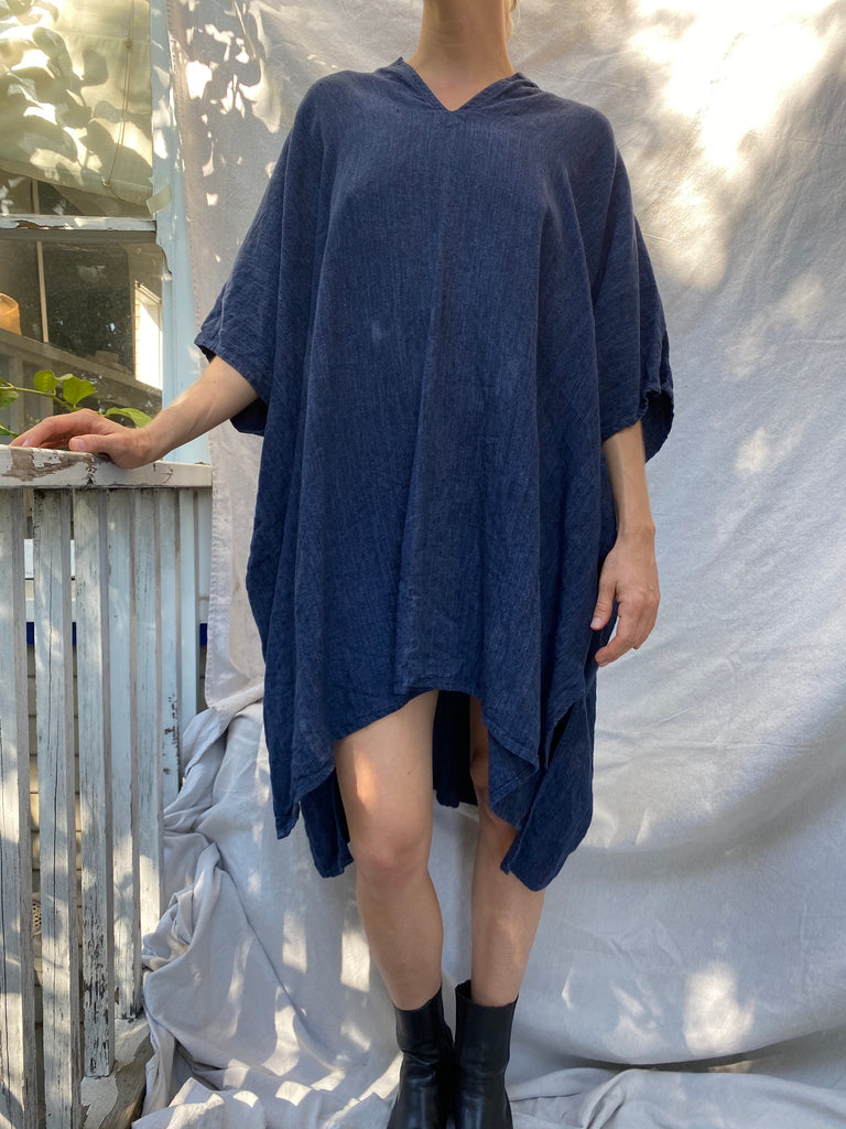 Indigo Tunic Dress