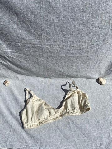 Pansy Bra, Natural