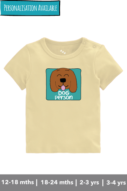 Dog Person - Tee