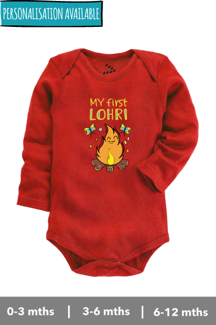 My First Lohri - Onesie