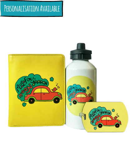 Musafir Hoon Yaaron - Travel Accessories Set