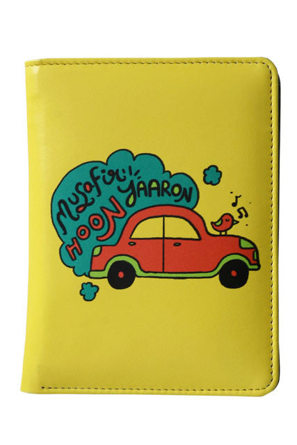 Musafir Passport Cover