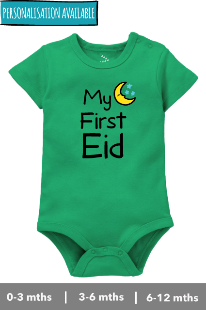 My First Eid - Onesie