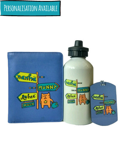 Nanha Munna Rahee Hoon - Travel Accessories Set