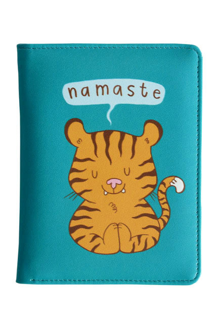 Namaste Passport Cover