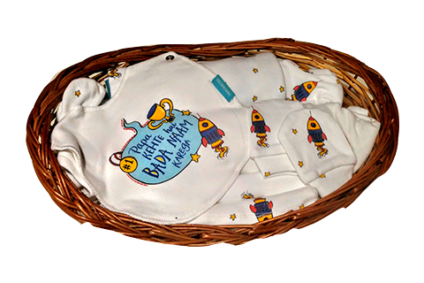 Papa Kehta Hai Ultimate Baby Essential Basket (7pc)