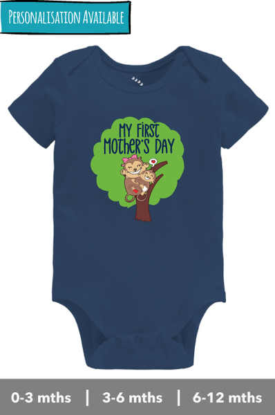 My First Mother's Day - Onesie
