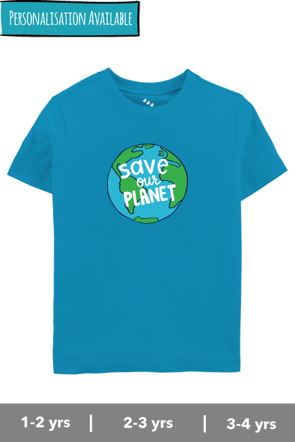 Save Our Planet - Tee