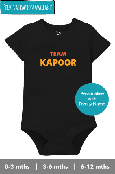 Team 'Family Name' - Onesie