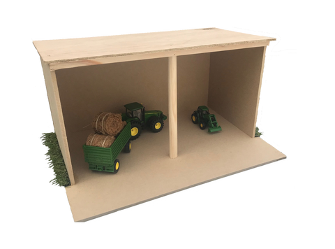 Little Farm Implement Shed