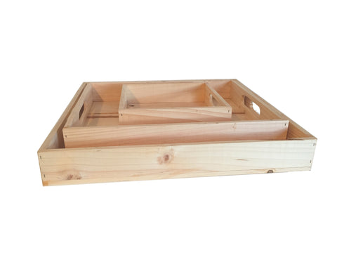 Grazing Tray- Bundle of Three