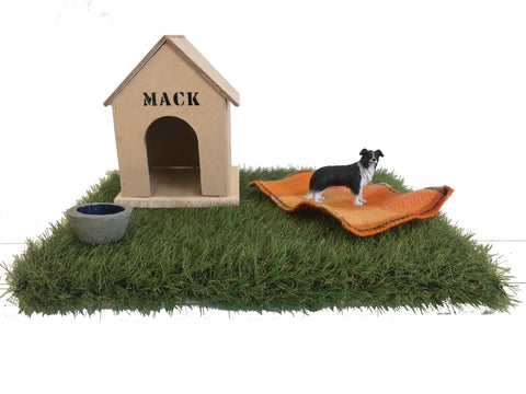 Little Farm Dog Kennel Set