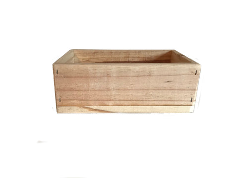Wooden Hamper Tray #1