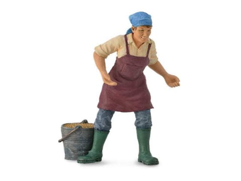 Little Farm Farmer Figurine