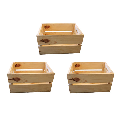 Large Three Crate Combo Pack