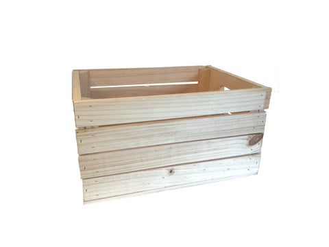 Large Storage Crate- 4 panel sides