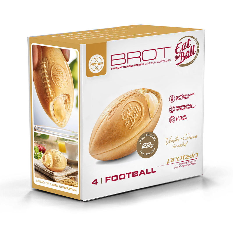 4x American Football PROTEIN boosted