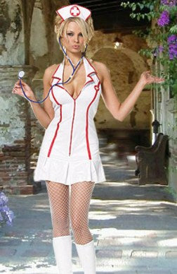 Nurse sexy halloween costumes