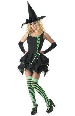 Witch sexy costume