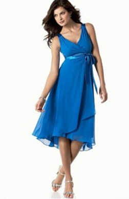 casual bridesmaid dress that is also a nice party dress
