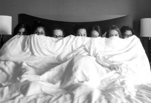 outerinner bridal party pictures guide | wedding morning
