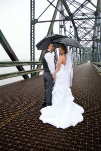 alicia johnson outerinner.com wedding gown