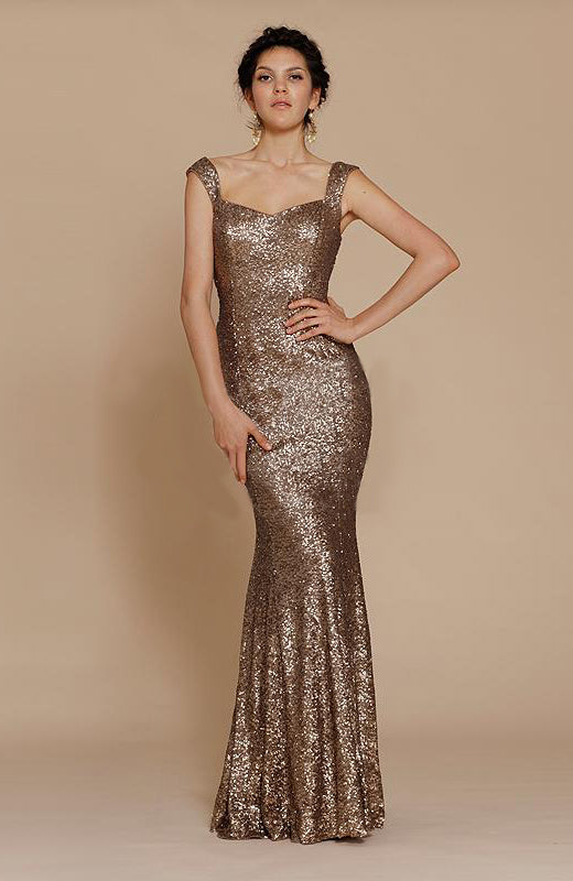 serious sparkle prom dresses