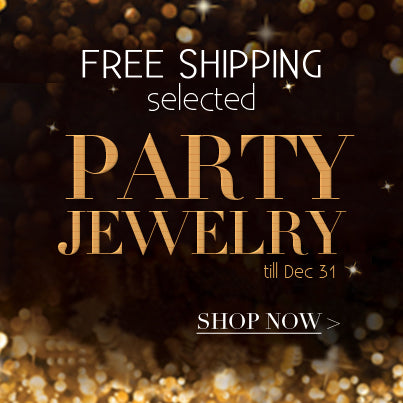 free shipping on selected jewelry
