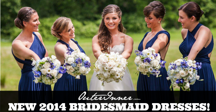 2014 bridesmaid dresses