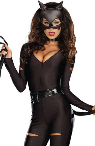 Cat Woman Dance Costume