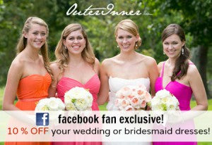 Facebook bride offer from OuterInner