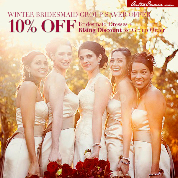 bridesmaid dresses sale Nov 2013
