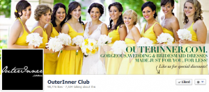 OuterInner club facebook page bride discount
