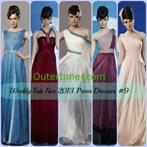 Weekly Fab Five 2013 Prom Dresses #9