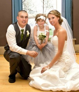 Real OuterInner Customer Reviews: Alicia Johnson's Wedding Gown