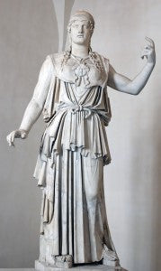 ancient Greek peplum clothing