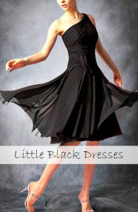 little black cocktail dresses