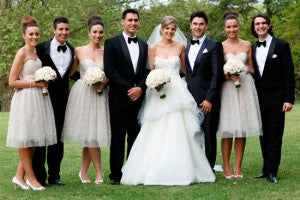 black tie weddings from outerinner
