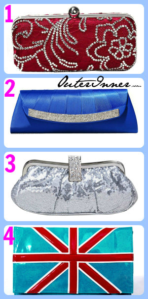clutches with free delivery